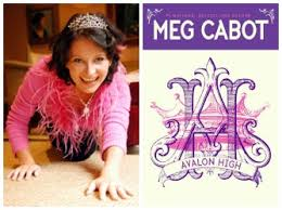 That One About MEG CABOT / Aquele sobre a Meg Cabot