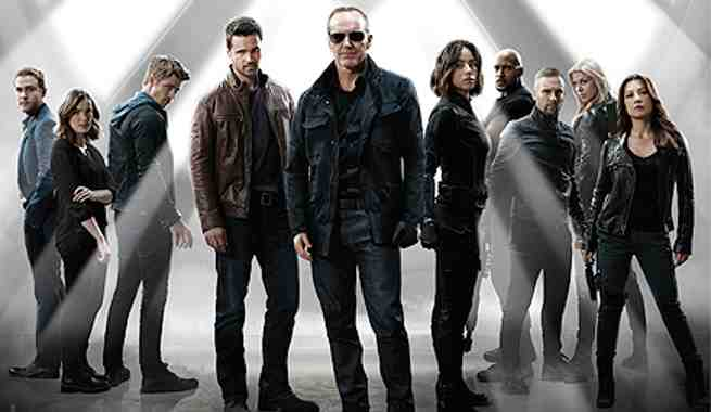 Agents of S.H.I.E.L.D - Veja! (Go watch it!)