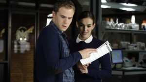 """MARVEL'S AGENTS OF S.H.I.E.L.D. - """"Heavy is the Head"""" - Hunted and running out of solutions, Coulson puts his team right in the line of fire in the hopes of saving them all. But with General Talbot, Hydra and Creel all on the attack, can they possibly survive? Meanwhile, a mysterious Doctor (Kyle MacLachlan) harbors some dangerous secrets that could destroy one of our core team members, on """"Marvel's Agents of S.H.I.E.L.D.,"""" TUESDAY, SEPTEMBER 30 (9:00-10:00 p.m., ET) on the ABC Television Network. (ABC/Kelsey McNeal) IAIN DE CAESTECKER, ELIZABETH HENSTRIDGE"""