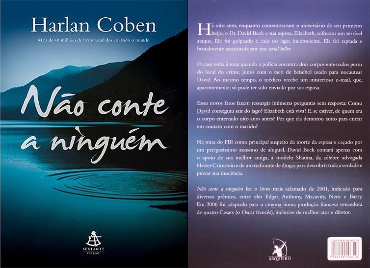 Não Conte a Ninguém - Harlan Coben (Tell No One)