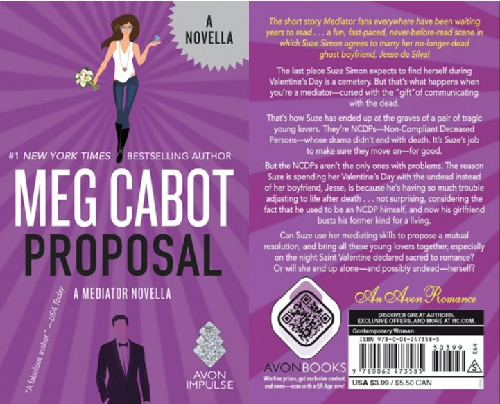 O Pedido - Meg Cabot (The Proposal)