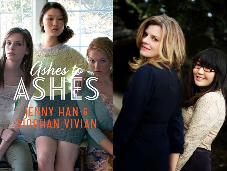 Ashes to Ashes - Jenny Han and Siobhan Vivian