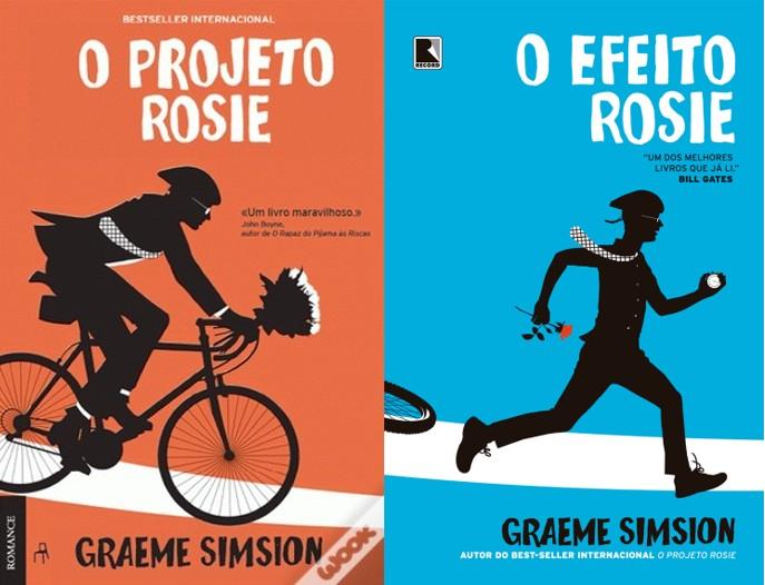 O Efeito Rosie - Graeme Simsion (The Rosie Effect)