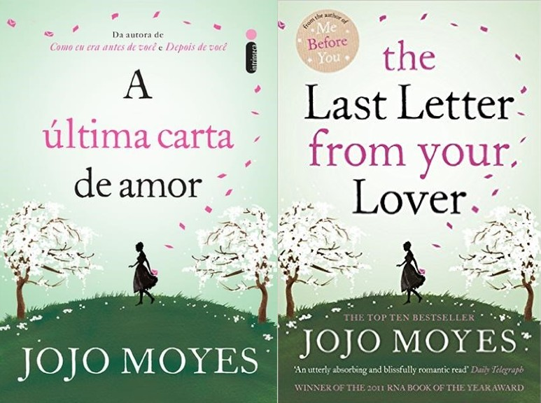 A Última Carta de Amor - Jojo Moyes (The last letter from your love)