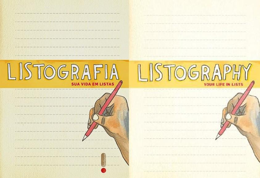 LISTOGRAFIA para acabar com a Ansiedade
