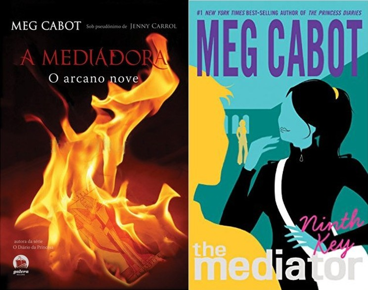 A Mediadora - O Arcanjo Nove - Meg Cabot (The Mediator - Ninth Key)