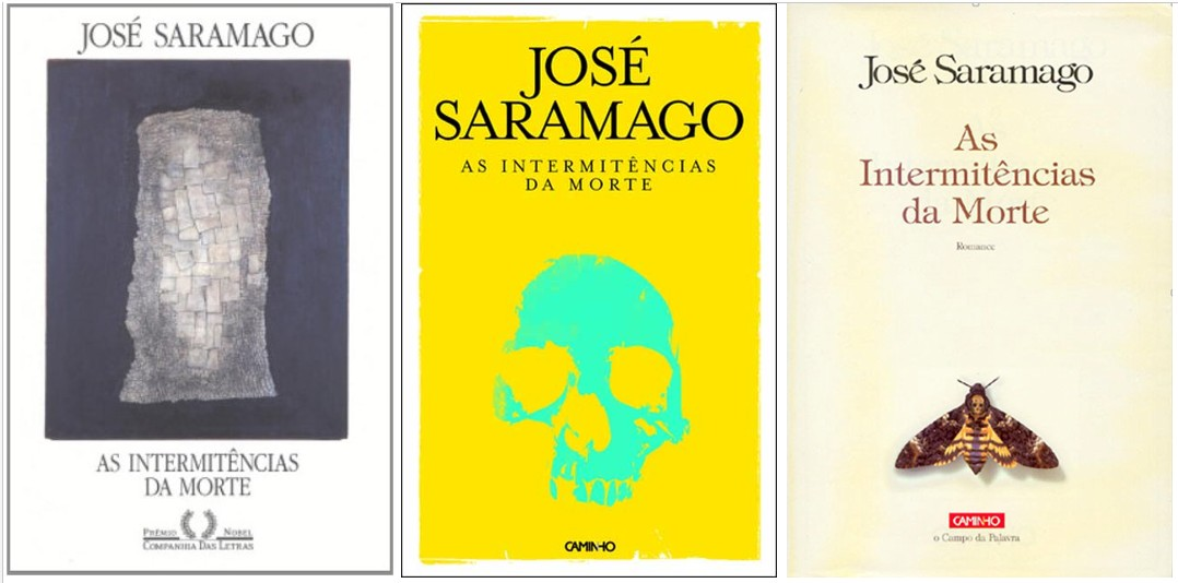 As intermitências da Morte – José Saramago (Death with Interruptions)