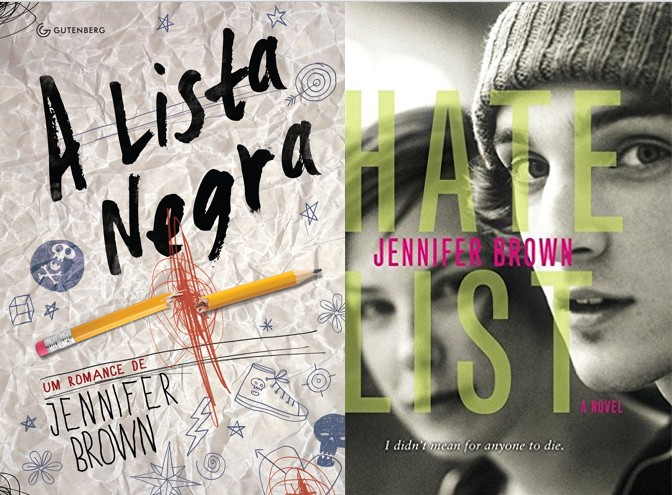 A lista negra – Jennifer Brown (Hate List)