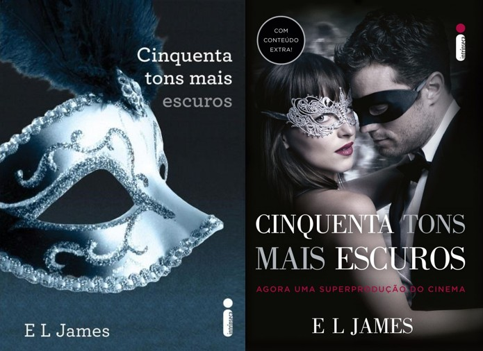 50 Tons Mais Escuros - E.L. James (Fifty Shades Darker)