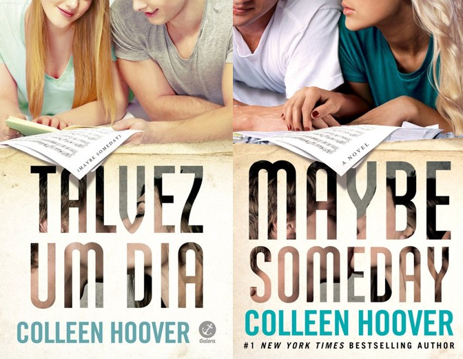 Talvez um Dia – Colleen Hoover (Maybe Someday)