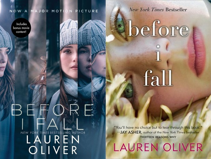 Antes que eu vá – Lauren Oliver (Before I fall)