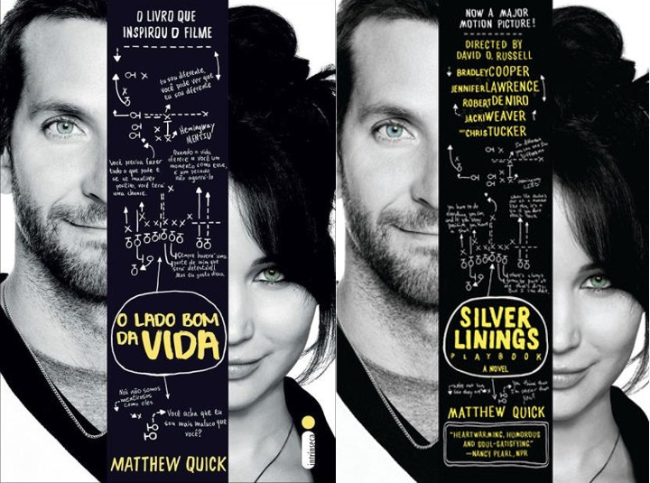 O lado bom da vida – Matthew Quick (The Silver Linings Playbook)