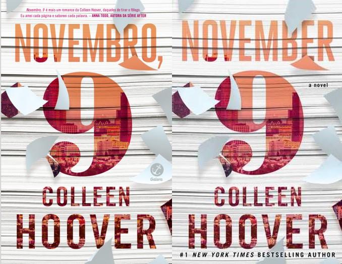 Novembro 9 – Colleen Hoover (November 9)