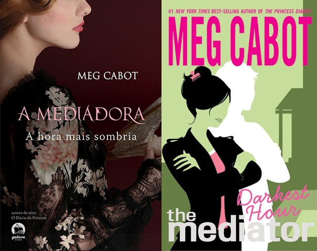 A Mediadora: A hora mais sombria (The Mediator: The darkest hour)