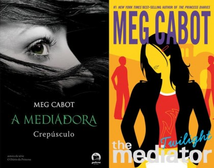 A Mediadora: Crepúsculo - Meg Cabot (The Mediator: Twilight)