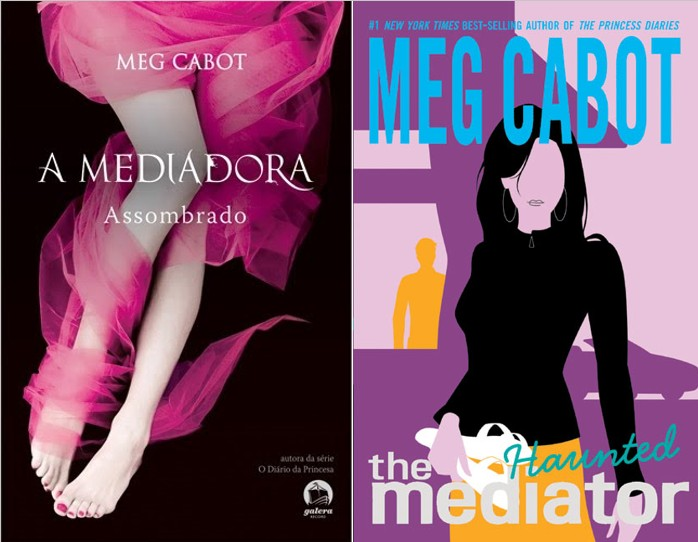A Mediadora: Assombrado - Meg Cabot (The Mediator - Haunted)