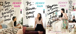 Always and Forever Lara Jean trilogy books