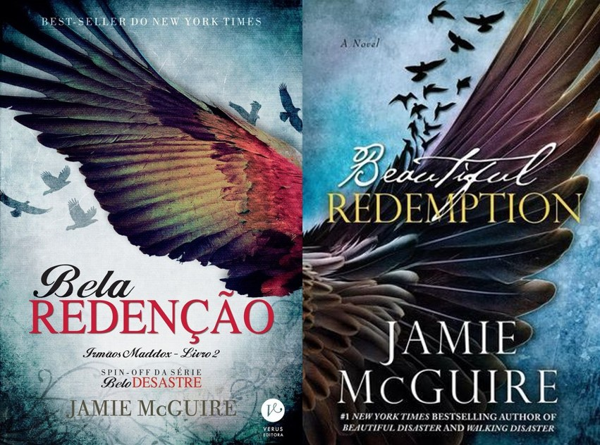 Bela Redenção – Jamie Mcguire (Beautiful Redemption)