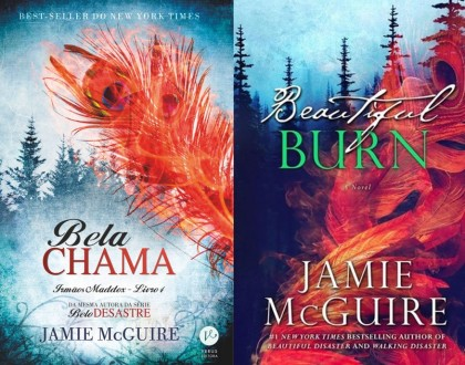 Bela Chama – Jamie Mcguire (Beautiful Burn)