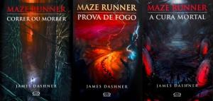 maze runner capas