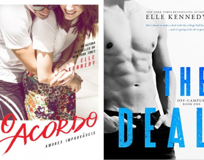 O Acordo – Elle Kennedy (The Deal)