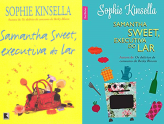 Samantha Sweet, Executiva do Lar - Sophie Kinsella (The Undomestic Goddess)