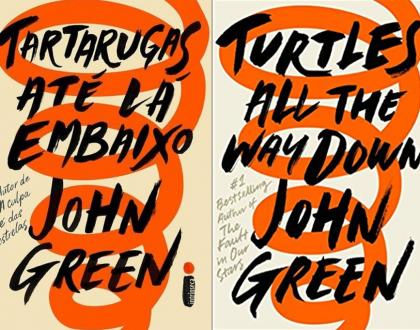 Tartarugas até lá embaixo - John Green (Turtles All The Way Down)