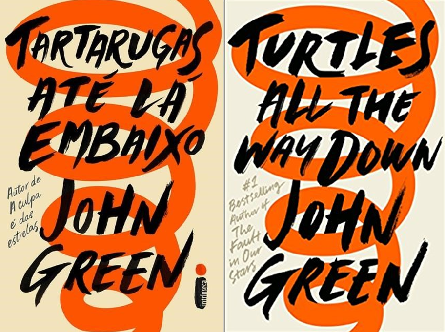Tartarugas até lá embaixo - John Green (Turtles All The Way Down)