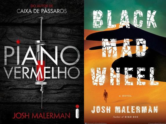 Piano Vermelho - Josh Malerman (Black Mad Wheel)