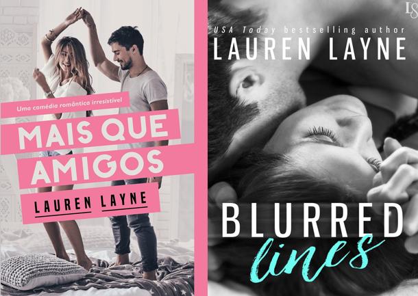 Mais que amigos - Lauren Layne (Blurred Lines)
