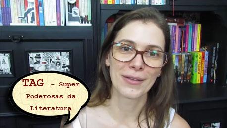 Meninas Super Poderosas da Literatura