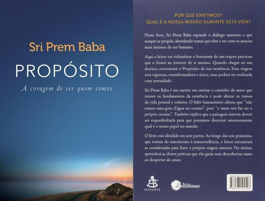 Propósito : A coragem de ser quem somos - Sri Prem Baba