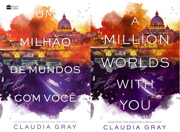 Um milhão de mundos com você - Claudia Gray (A Million Worlds With You)