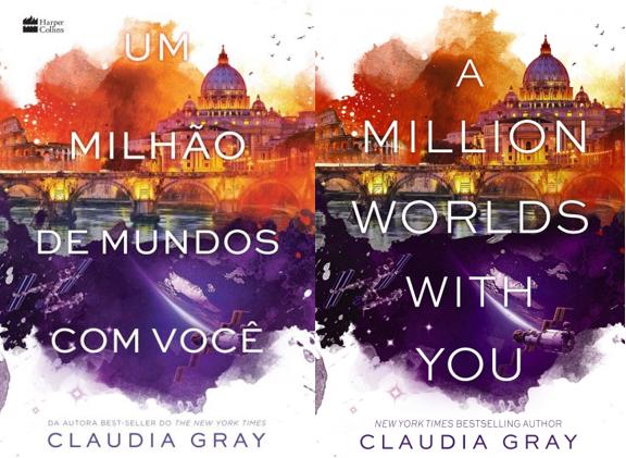 Um milhão de mundos com você - Claudia Gray (A Million Worlds With You)