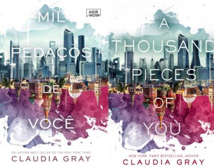 Mil pedaços de você - Claudia Gray (A Thousand Pieces of You)
