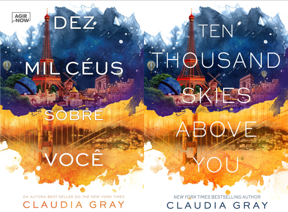 Dez mil céus sobre você - Claudia Gray (Ten Thousand Skies Above You)