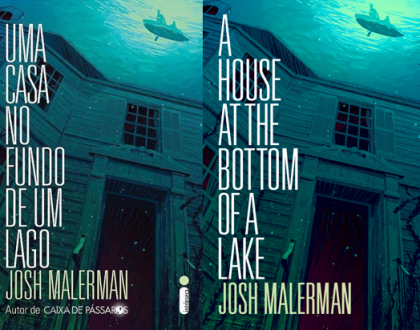 Uma casa no fundo de um lago - Josh Malerman (A house at the bottom of a lake)