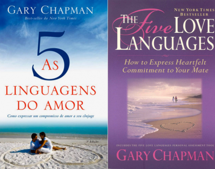 As 5 linguagens do amor - Gary Chapman (The 5 Love Languages)
