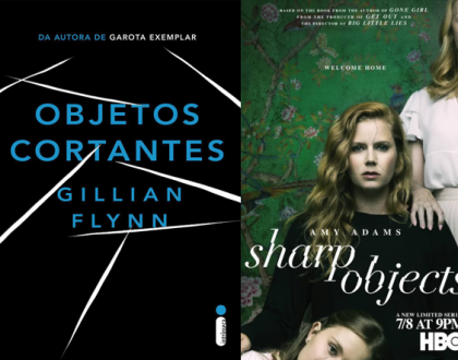 Objetos Cortantes - Gillian Flynn (Sharp Objects)