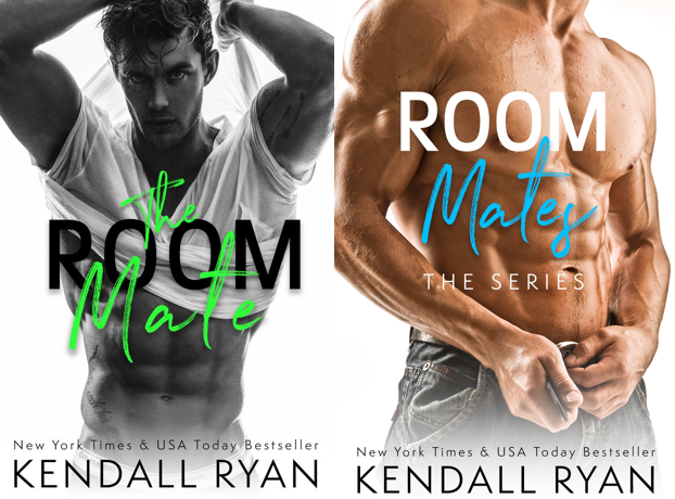 The Room Mate - Kendall Ryan
