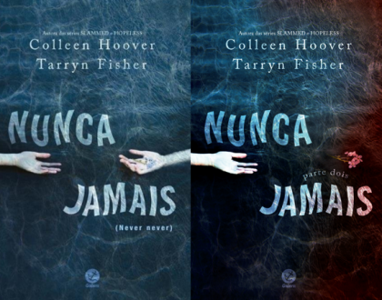 Nunca Jamais - Colleen Hoover & Tarryn Fisher (Never Never)