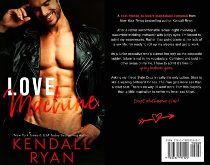 Love Machine - Kendall Ryan