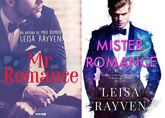 Mr. Romance - Leisa Rayven (Mister Romance)