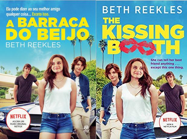 A barraca do beijo + A casa da praia - Beth Reekles