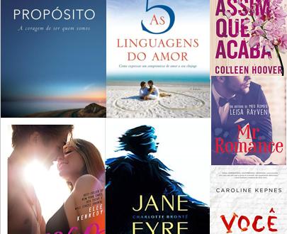 Top 5 melhores lidos de 2018 - Top 5 best reads of 2018