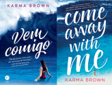 Vem comigo - Karma Brown (Come Away With Me)