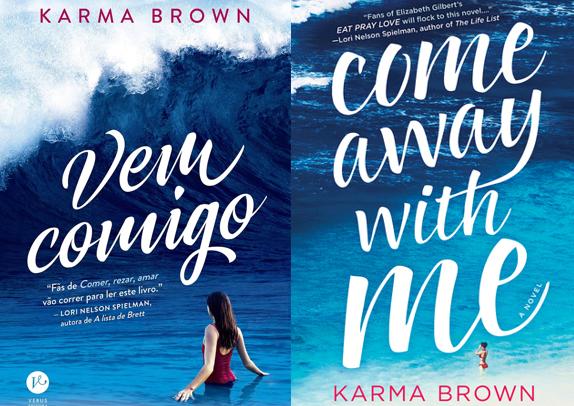 Vem comigo - Karma Brown (Come Away With Me)