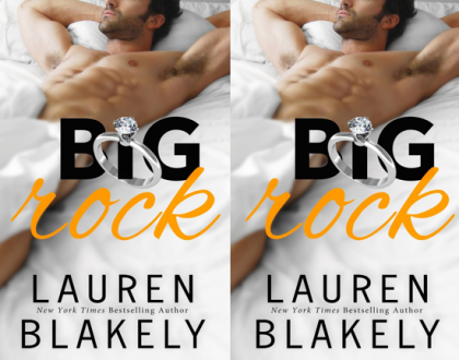 Big Rock - Lauren Blakely