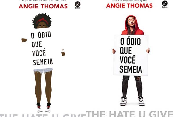 O ódio que você semeia - Angie Thomas (The Hate You Give)