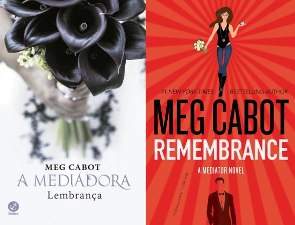 A Mediadora: Lembrança - Meg Cabot (Remembrance)